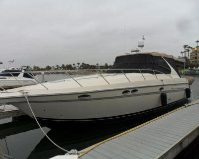 1996 Maxum 4100 SCR