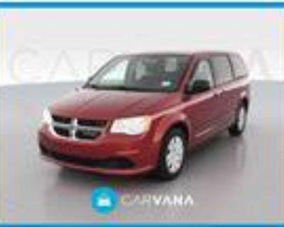 2014 Dodge grand caravan Red, 44K miles