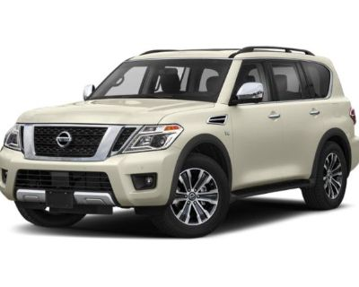 Certified Pre-Owned 2018 Nissan Armada SL 4WD Sport Utility