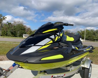 2021 Yamaha VX Limited HO PWC 3 Seater Orlando, FL