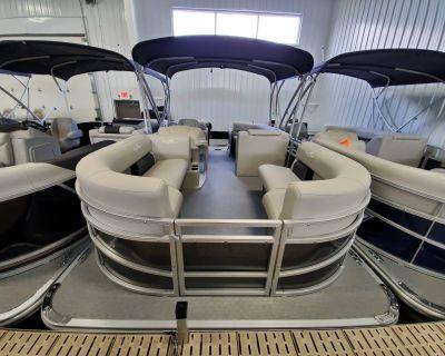 2021 SunChaser VISTA 18 LOUNGER Pontoon Boats Kaukauna, WI