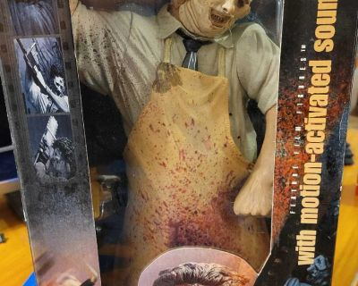 Leatherface Texas Chainsaw 18 inch