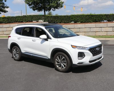 Pre-Owned 2019 Hyundai Santa Fe Limited