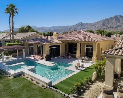 3 Bed Luxury | Gorgeous Pool/Spa | PGA West 18th Green | Near Horse/Festivals - La Quinta