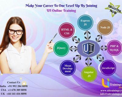 UI Design Online Course, UI Design Classes