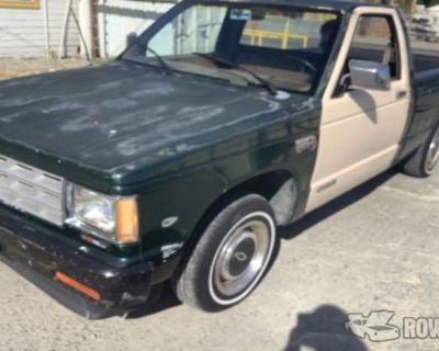 1988 Chevrolet S10 Pickup