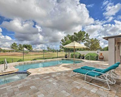 Gilbert House W/pool & Hot Tub on Golf Course! - El Dorado Lakes Golf Community