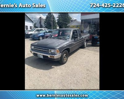1991 Toyota 2WD Pickups/Long Bed Trucks 4-Spd Auto