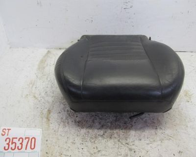 00 Mustang Coupe Right Passenger Front Seat Lower Bottom Cushion Manual Track