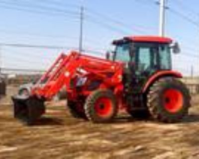 New 2021 KIOTI RX7320PC TURBO X6 Ed. 4x4 POWER SHUTTLE CAB Tractor Loader