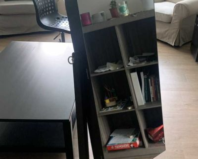 Nicetree Jewelry Cabinet with Full Length Mirror