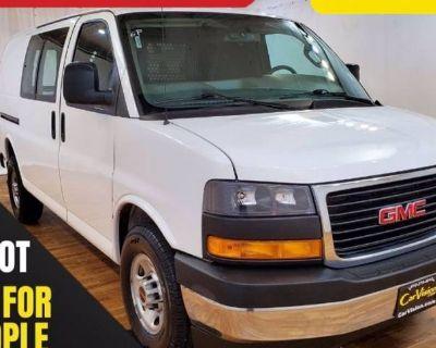 2018 GMC Savana Cargo Van Base