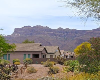 Stunning Mountain Views From This Gold Canyon Home! - Gold Canyon