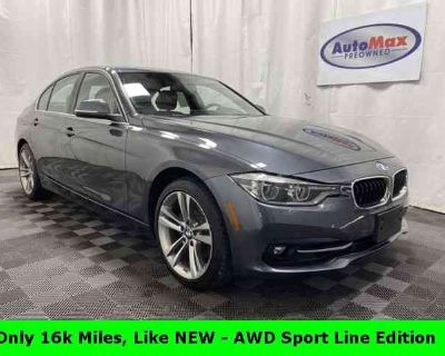 2018 BMW 3 Series for sale