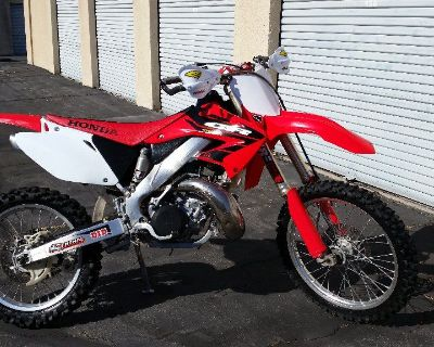 2002 cr250