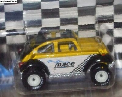 Hot Wheels M.A.C.E. Baja Bug - black