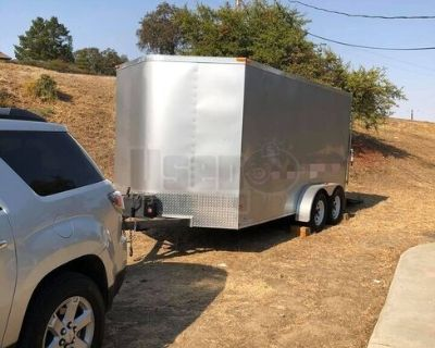 Fully Stocked Turnkey 14' Mobile Baby Boutique Trailer