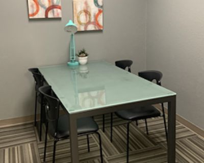 Private Office for 2 at Ensemble Coworking