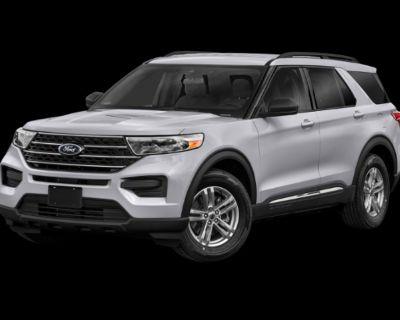 New 2021 Ford Explorer XLT RWD Sport Utility