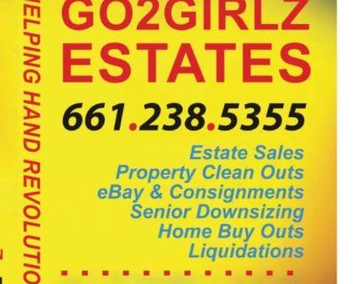 Go2Girlz presents Clean Home / Furniture / Patio / Decor