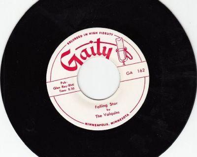 VALQUINS ~ Falling Star*Mint-45 !