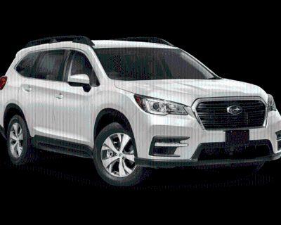 New 2021 Subaru Ascent Premium AWD Sport Utility
