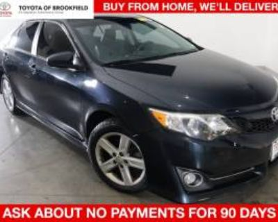 2012 Toyota Camry SE I4 Automatic