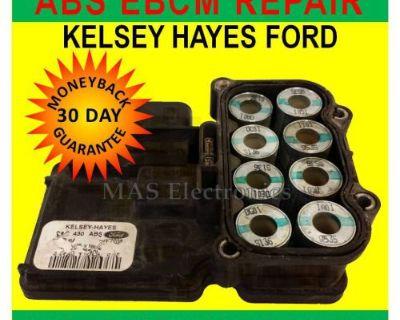 Ford F-550 F550 Abs / Ebcm Computer Module Repair Kelsey Hayes 325 Kh325
