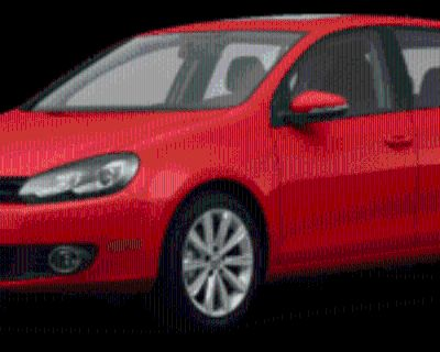 2013 Volkswagen Golf TDI with Technology Package 4-door DSG