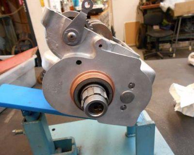 Harley 45 Wl Wla Wlc G Flat Head Completely Rebuilt Transmission With Reverse