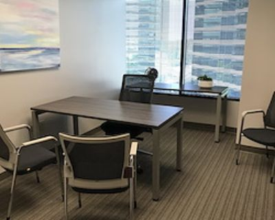 Private Office for 3 at Peachtree Offices at Lenox, Inc.