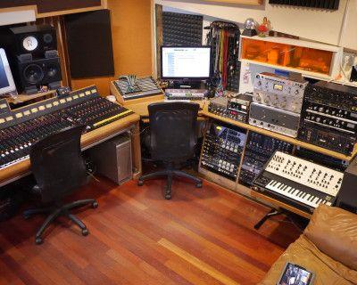 Recording Studio Vintage Vibes, Pasadena, CA