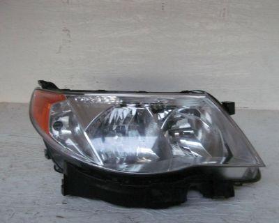 Subaru Forester Headlight Rh 09-11
