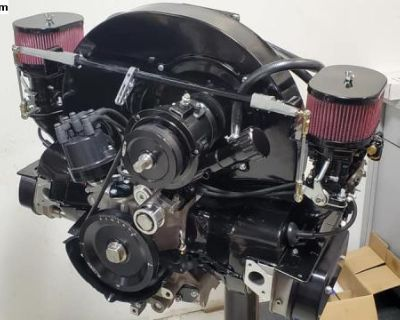 Black Widow Crate Engines by WOT Race Engines
