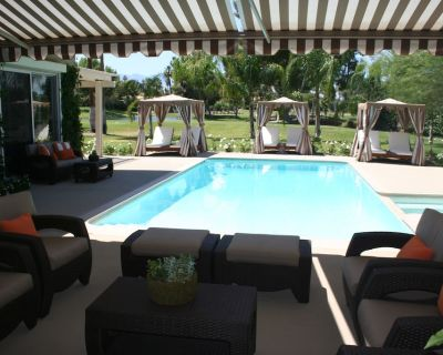 New To VRBO! Welcome To Your Very Own Private Desert Resort Inside Avondale CC! - Palm Desert
