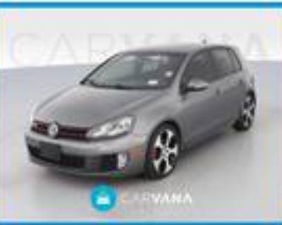 2010 Volkswagen GTI Gray, 97K miles