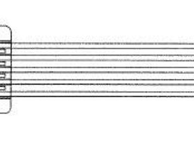 Cummins Onan 300-4947 Remote Control Pigtail Harness