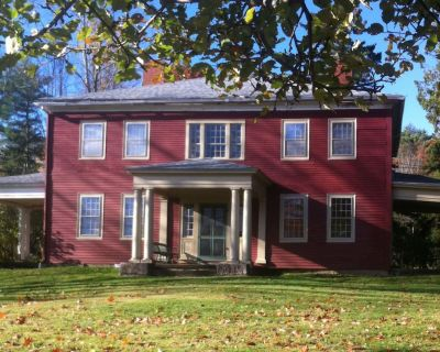 Elegant Historic House Close to Blue Hill Village and Barncastle - Blue Hill