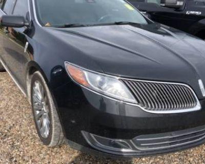 2013 Lincoln MKS Standard