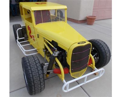 1932 Ford Race Car