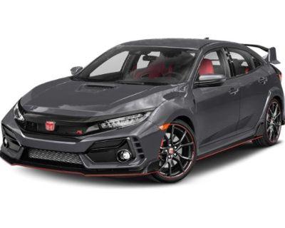 New 2021 Honda Civic Type R Touring FWD Hatchback