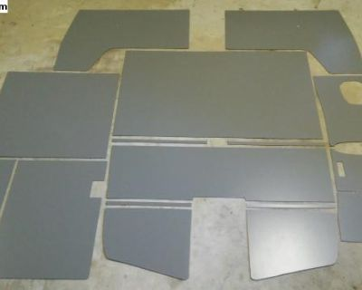 NEW Double Cab Panel Sets