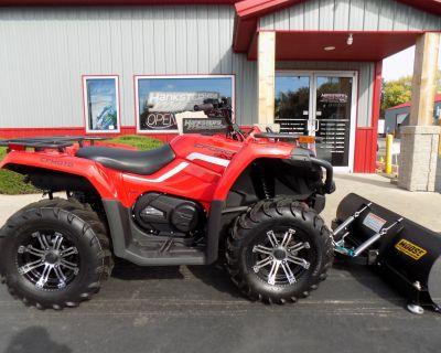 2021 CFMOTO CForce 500 EPS ATV Utility Janesville, WI