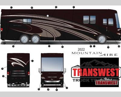 2022 Newmar Mountain Aire 4551
