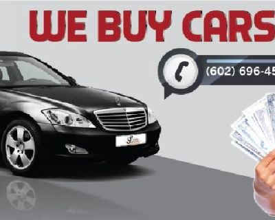 Sell your Car Phoenix - We buy Cars in any Condition