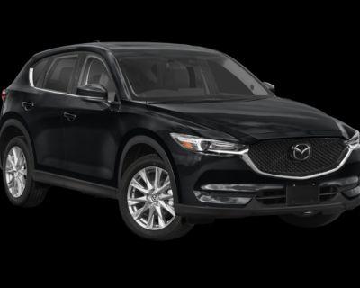 New 2021 Mazda CX-5 Grand Touring AWD Sport Utility