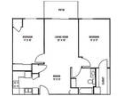 Parkwood Highlands Apartments & Townhomes 55+ - 2 Bedroom, 1 Bath A*