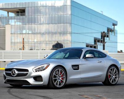 2016 Mercedes-Benz AMG GT AMG GT S Coupe