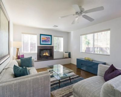 Palm Springs Home | Starlit Pool & Fire Pit | Close to Downtown - Chino Canyon