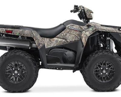 2021 Suzuki KingQuad 750AXi Power Steering SE Camo ATV Utility Canton, OH
